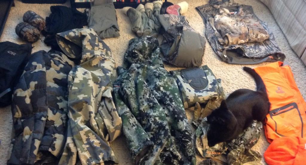 Gear-pile